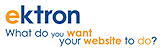 Ektron Certified Partner logo. This is a link to the Ektron web site (opens a new browser window)